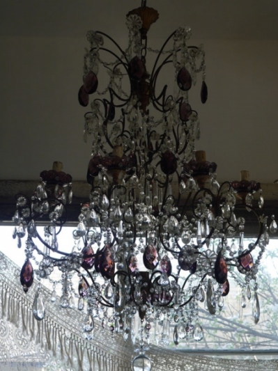 Crystal Chandelier (E-7)