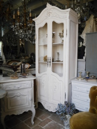 Armoire Glass Cabinet (094-21)