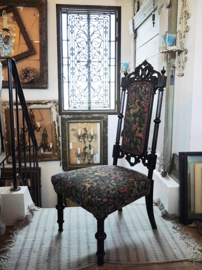 French Chair (708-10) <ご売約済み>