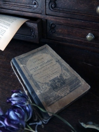 Antique Book (K-5)
