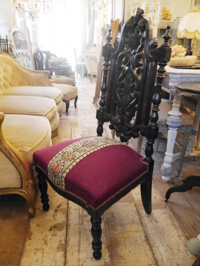 French Chair (498-14)