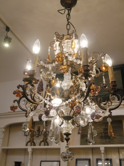 Crystal Chandelier (452-14)