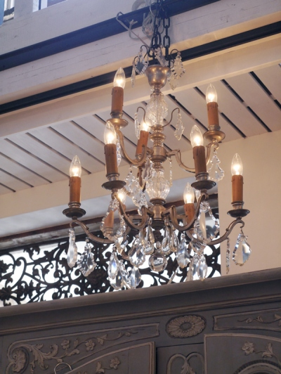 Crystal Chandelier (436-14)