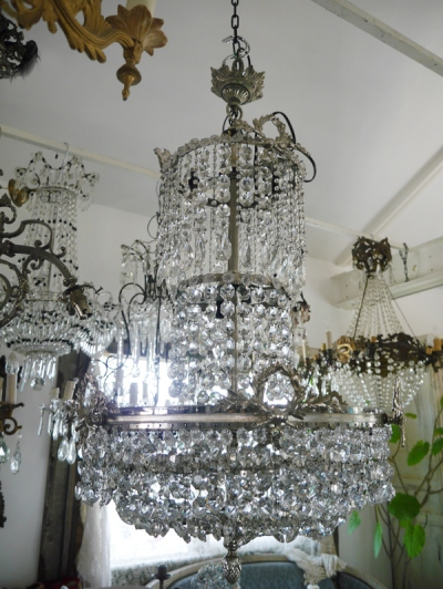 Crystal Chandelier (709-15)
