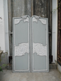 Pair of French Door (017-12)