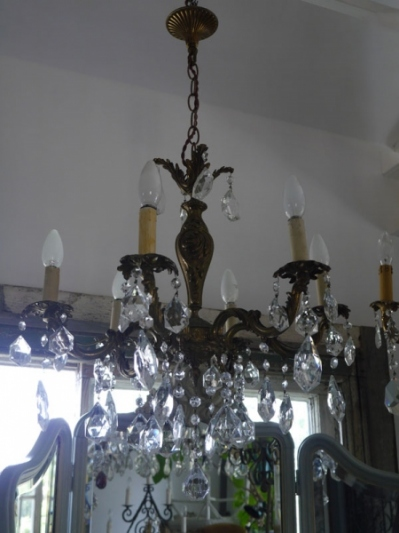 Crystal Chandelier (F078)