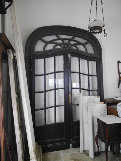Pair of French Doors (678-15)