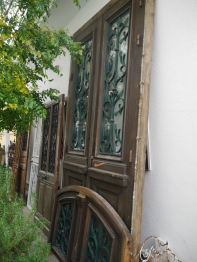 Pair of French Doors (723-15)