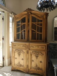 Armoire Glass Cabinet (246-13)