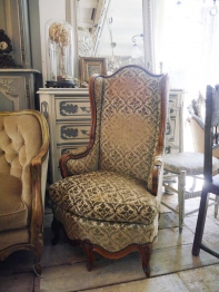 French Arm Chair (424-14)
