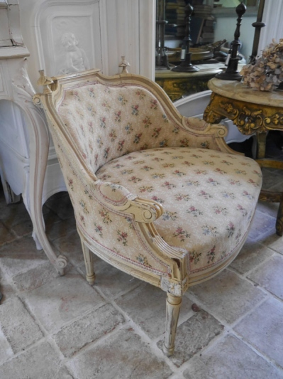 French Arm Chair (601-15)
