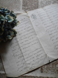Antique Letter (R5)