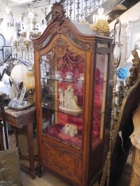 Armoire Glass Cabinet (065-22)