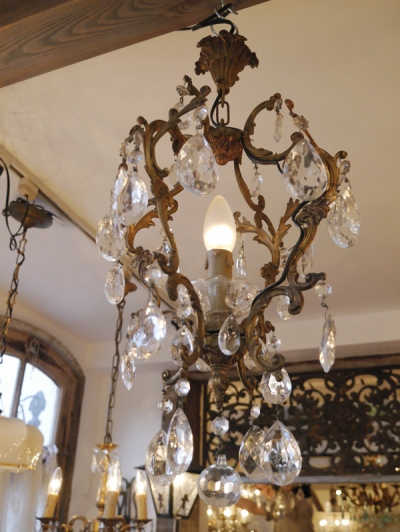 Crystal Chandelier (177-17)