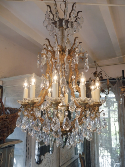 Crystal Chandelier (EUK102)