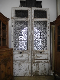Pair of French Doors (261-13)