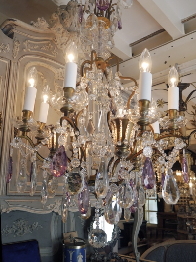 Crystal Chandelier (515-14)