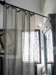 Tulle Curtain <Ash> (BN001)