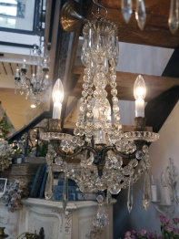 Crystal Chandelier (259-13)