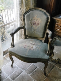 French Arm Chair (SK166)