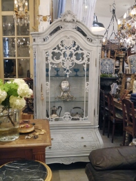 Armoire Glass Cabinet (979-16)