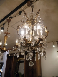 Crystal Chandelier (EUK106)