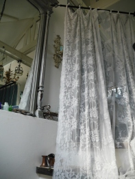 Lace Curtain <Cloudy> (BN004)