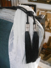 Curtain Tassel <Dark Grey> (BN007)