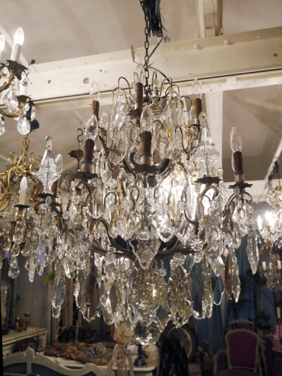 Crystal Chandelier (836-16)
