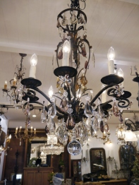 Crystal Chandelier (434-14)