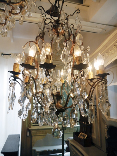 Crystal Chandelier (481-14)