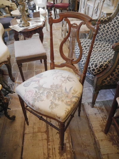 French Chair (G-9B) <ご売約済み>