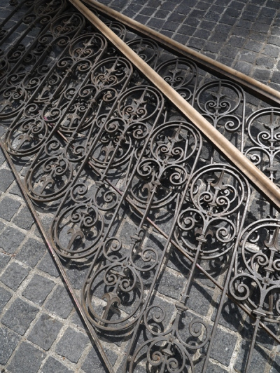 Antique Handrail (680-15)