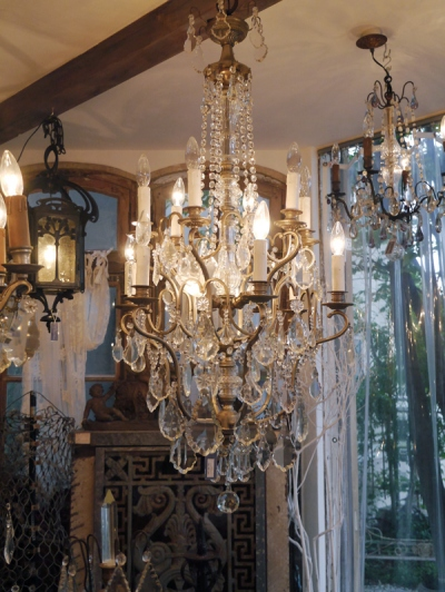 Crystal Chandelier (426-14)