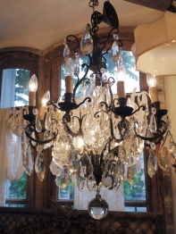 Crystal Chandelier (E-6)