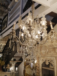Crystal Chandelier (242-13)