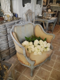French Arm Chair (05901-12)