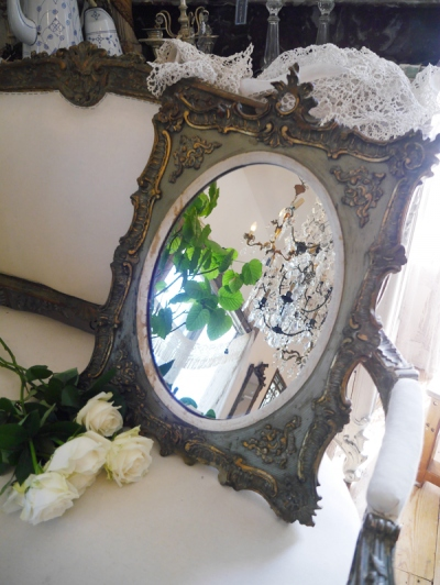 French Mirror (134-12)