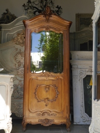 Armoire Glass Cabinet (365-19)