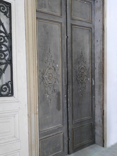 Pair of French Door (104-12)