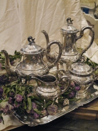 Tea Pot Set (D2901-19)