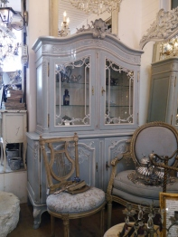 Armoire Glass Cabinet (170-17)