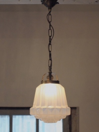 Glass Shade Lamp (EBF248)