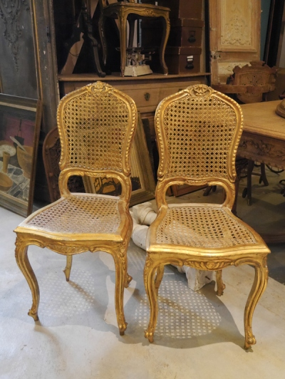 French Chair (138-12)