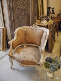 Salon Set <Arm Chair> (10702-12)