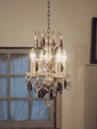 Crystal Chandelier (208-23)