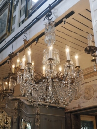 Crystal Chandelier (345-13)