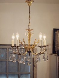 Crystal Chandelier (TA444)