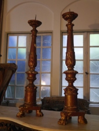 Pair of Candle Stand (E-3)