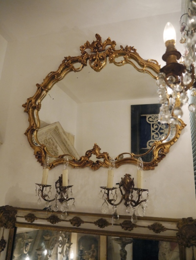 French Mirror (330-13)